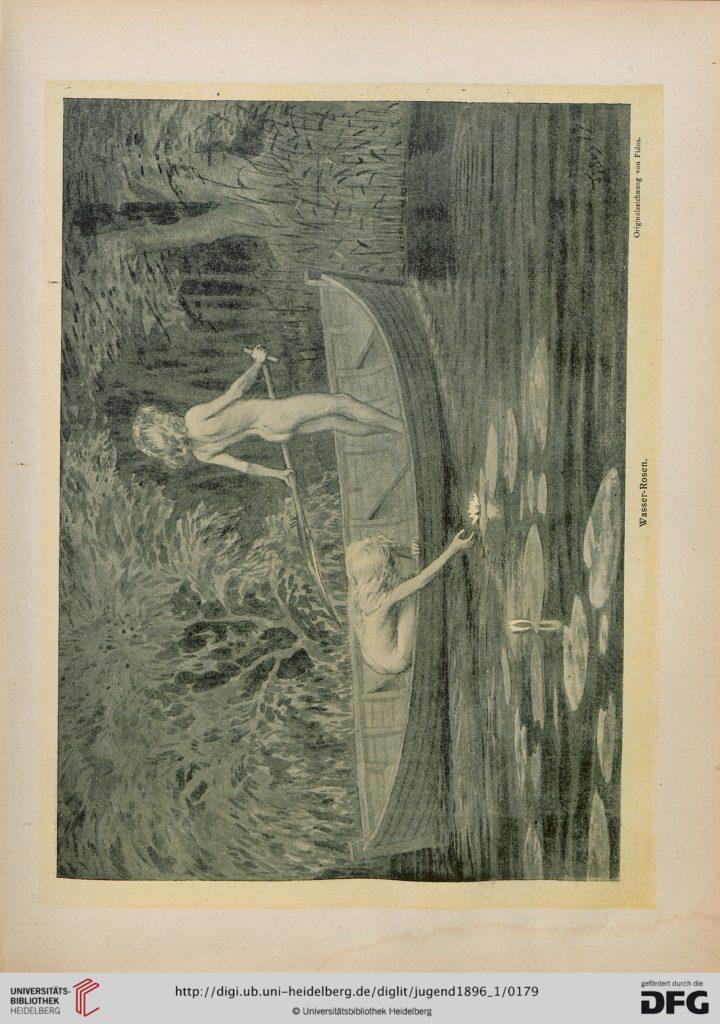 Wasser-Rosen Image