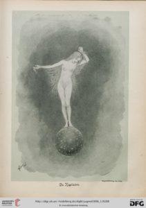 Die Kugelläuferin Image